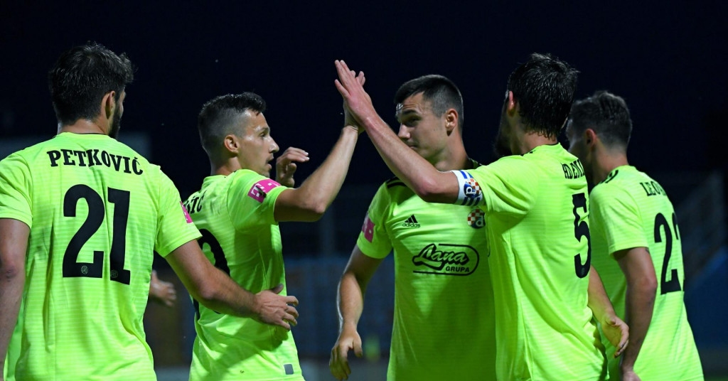 Аутсайдерът Вараждин не затрудни сигурния шампион Динамо (Загреб) в мача