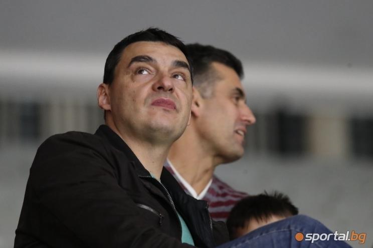 Със заповед на спортния министър Красен Кралев се разрешават състезания