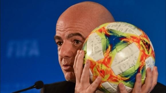 Президентът на ФИФА Джани Инфантино сподели, че са постъпили много
