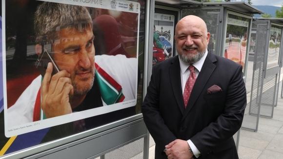 Министърът на младежта и спорта Красен Кралев гостува в предаването