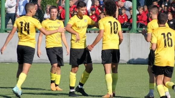 Детско-юношеската школа на Ботев (Пловдив) записа най-успешния си сезон за