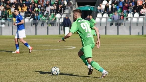 Томислав Папазов започва от днес подготовка с мъжкия тим на