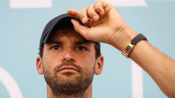 Най-добрият български тенисист Григор Димитров заяви, че лесно е бил