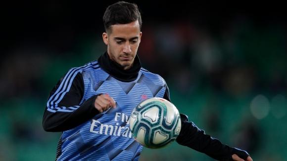 Крилото на Реал Мадрид Лукас Васкес няма да бъде на