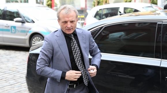 Гриша Ганчев обмисля оттегляне от ЦСКА-София. Информацията е на колегите