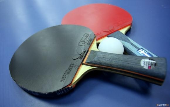 Международната федерация по тенис на маса (ITTF) отдели средства за