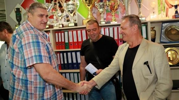 Управителният съвет на БФ Волейбол се събра за първи път