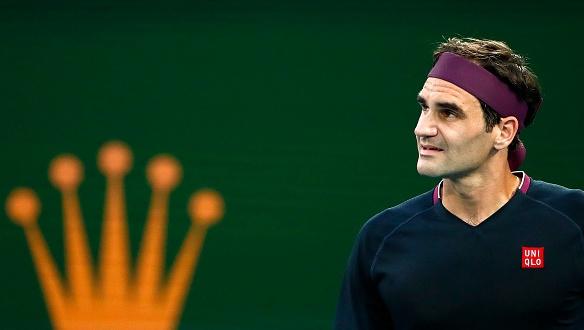 Роджър Федерер сам сложи край на сезона си, обявявайки наскоро,
