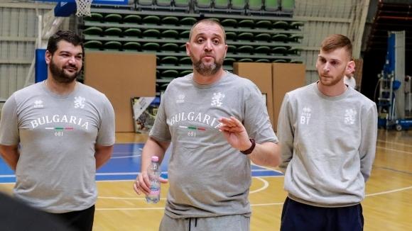 Старши-треньорът на женския национален отбор по волейбол на България Иван