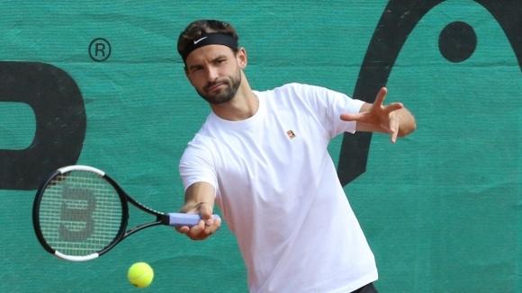 Най-добрият български тенисист Григор Димитров заяви, че все още не