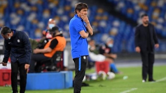 Старши треньорът на Интер Антонио Конте призна, че е използвал
