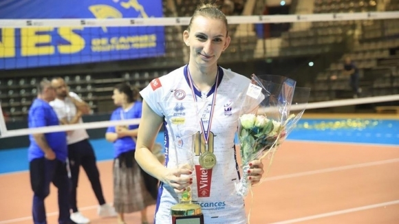 Волейболната националка Мира Тодорова сменя френското първенство с германската Бундеслига,