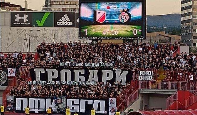 Войводина победи с 1:0 Партизан в мач от последния 30-и
