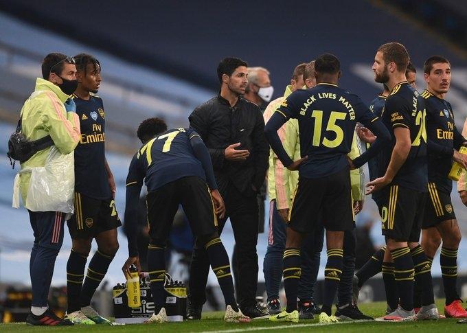 Подготовката на Арсенал за рестарта на сезона в Премиър лийг