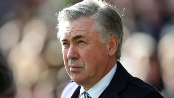 Мениджърът на Евертън Карло Анчелоти е обвинен в укриване на