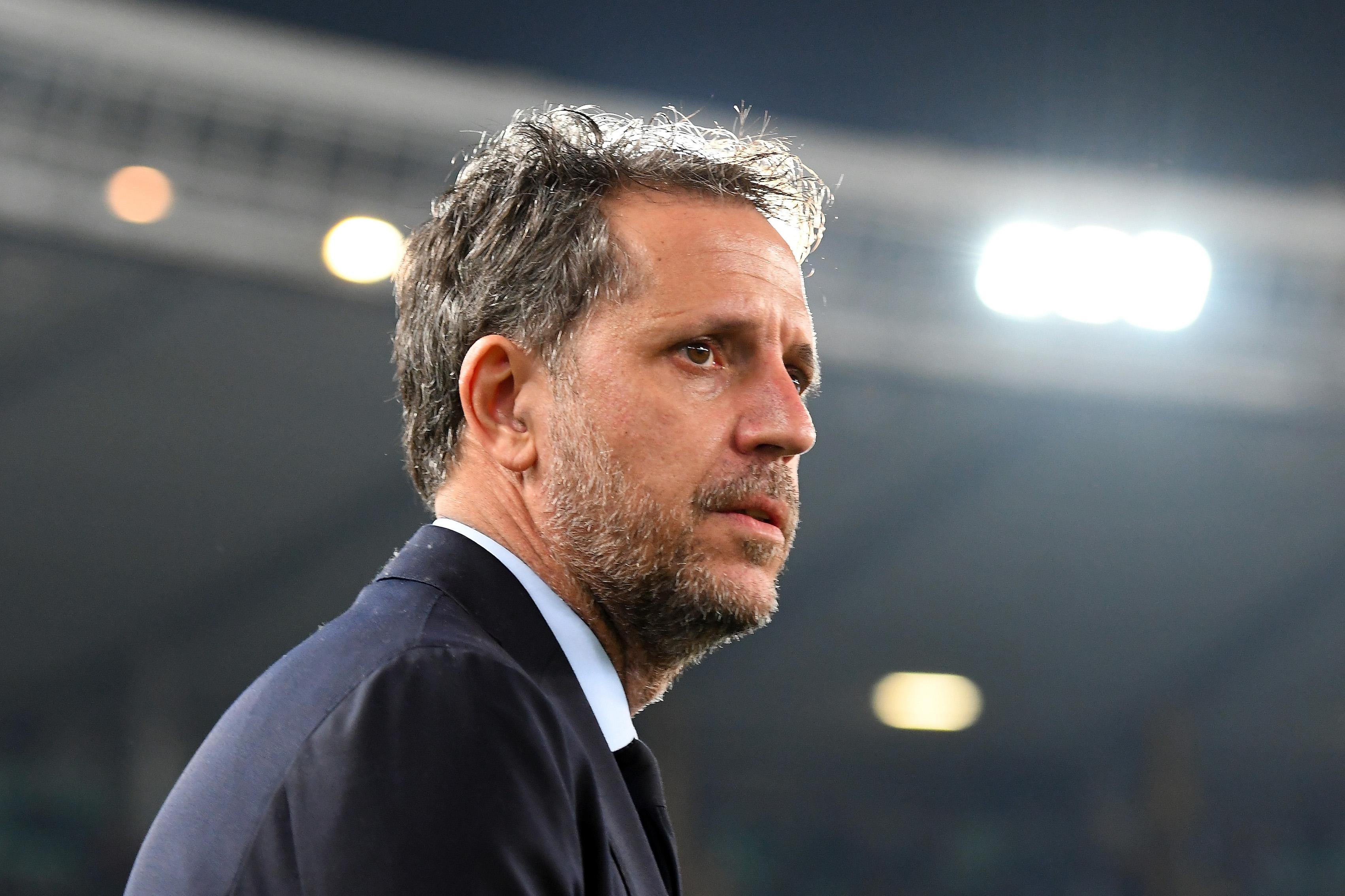Спортният директор на Ювентус Фабио Паратичи потвърди за интерес на