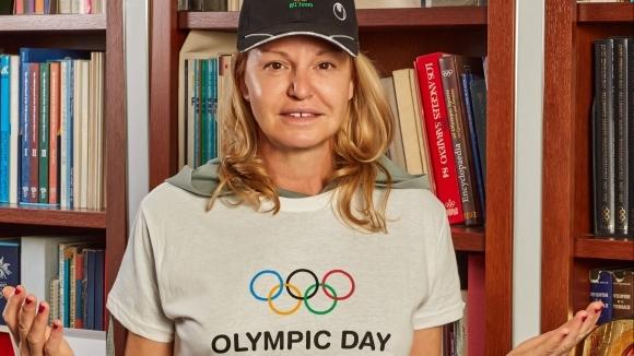 """Приветствие на председателя на БОК за Международния олимпийски ден""""Скъпи приятели"""