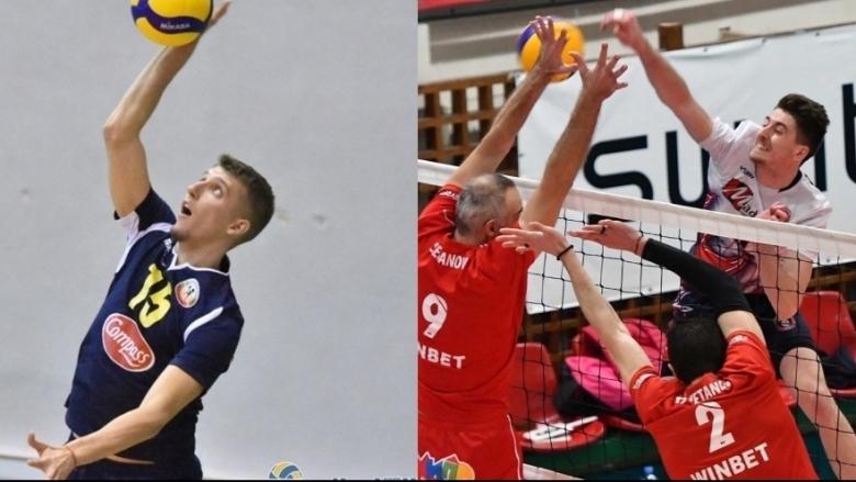 Двама българи стават съотборници на волейболистът на ЦСКА Яни Георгиев
