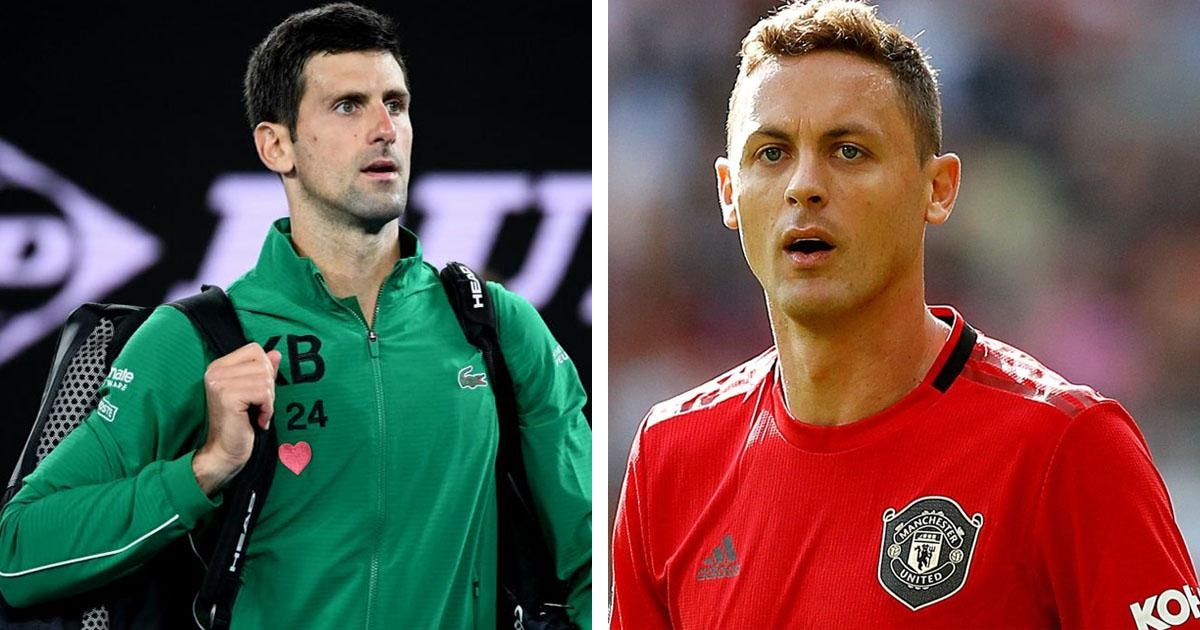 Сръбският футболист на Манчестър Юнайтед Неманя Матич коментира обвиненията срещу
