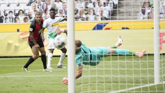 Борусия Мьонхенгладбах се добра до голямата цел за сезона -