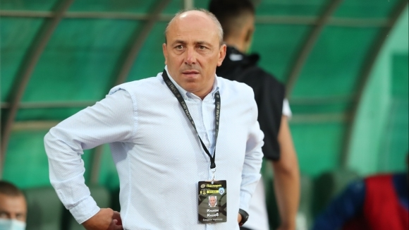 Треньорът на Черно море Илиан Илиев сподели мнението си за
