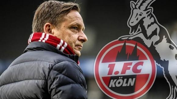 Кьолн обяви, че удължава договора на спортния си директор Хорст