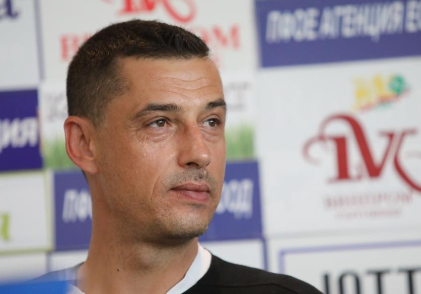 Бившият бранител на ЦСКА - Александър Томаш изрази надеждите си,