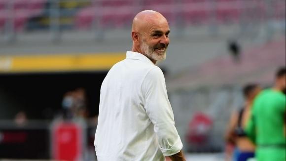 Треньорът на Милан Стефано Пиоли похвали своите играчи за победата