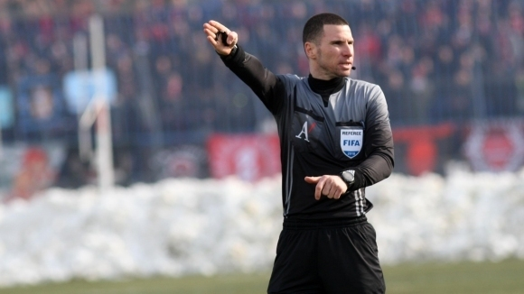 Георги Кабаков ще ръководи финала за Купата на България между
