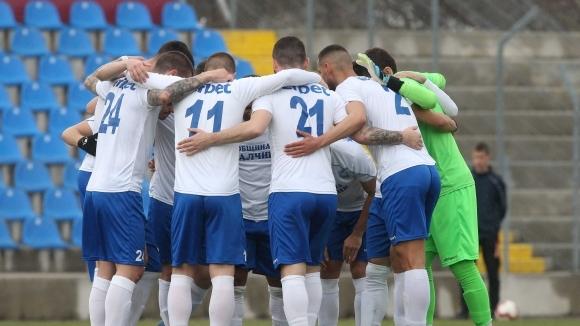 Бившият футболист на Черно море Бойко Каменов е новият старши