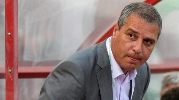 Бившият треньор на ЦСКА и Локомотив (Пловдив) Александър Станков е