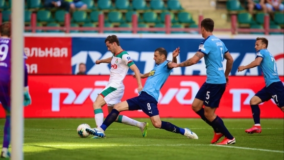 Звездата на Локомотив (Москва) Алексей Миранчук спаси тима от сензационна