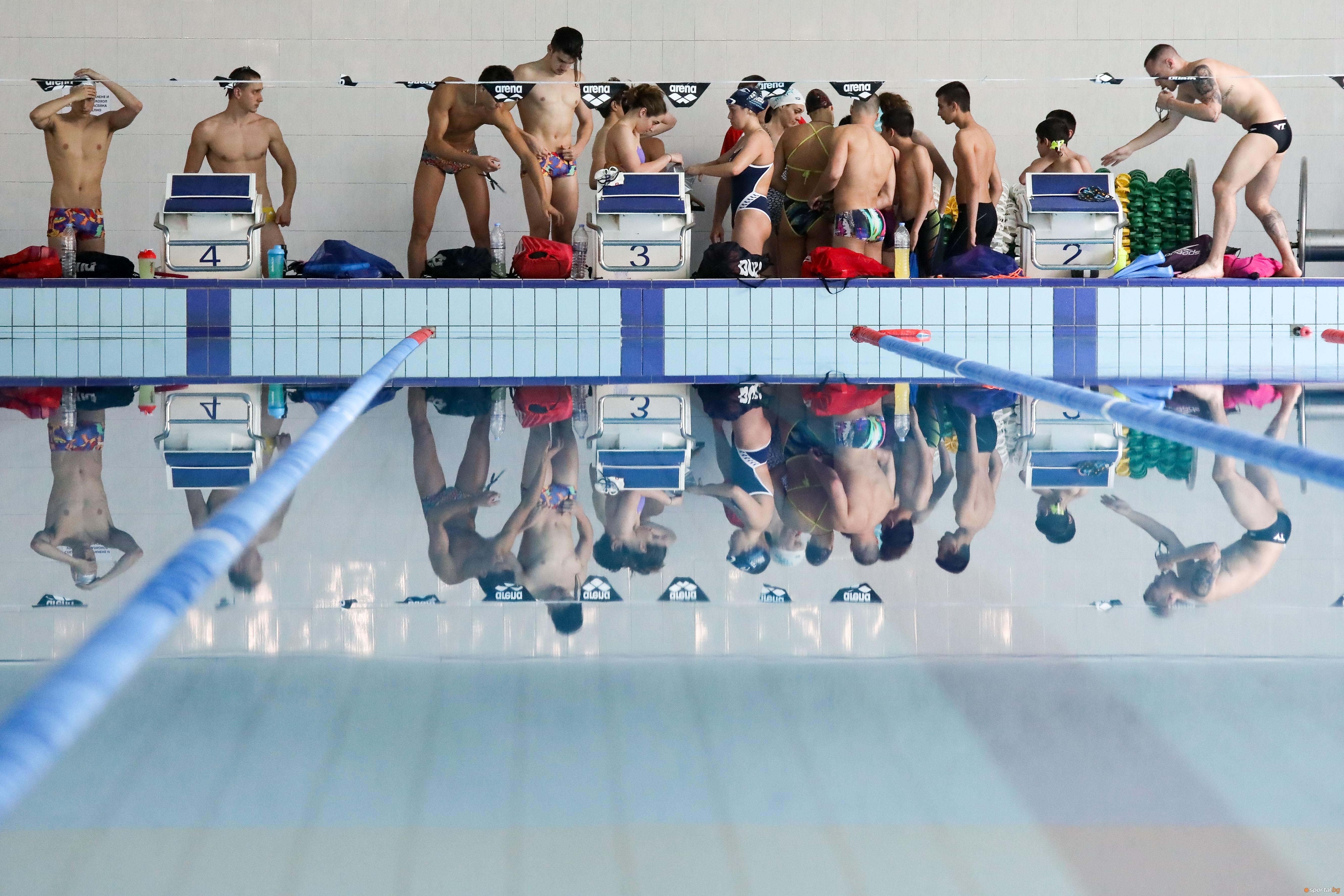 Дениел Нанков, Здравко Баблаков и Благой Панайотов са сред плувните