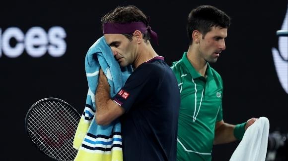 За вражда в истинския смисъл на думата между Роджър Федерер
