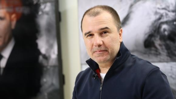 Собственикът на efbet Цветомир Найденов, който е основен споснор на