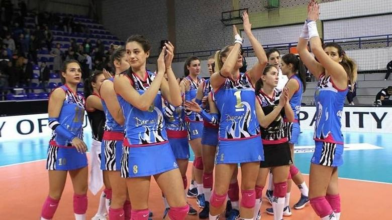 Най-титулуваният отбор в сръбското женско първенство по волейбол - Визура