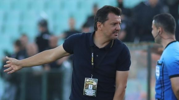 Директорът на ЦСКА-София Стойчо Стоилов заяви, че утре ще бъде