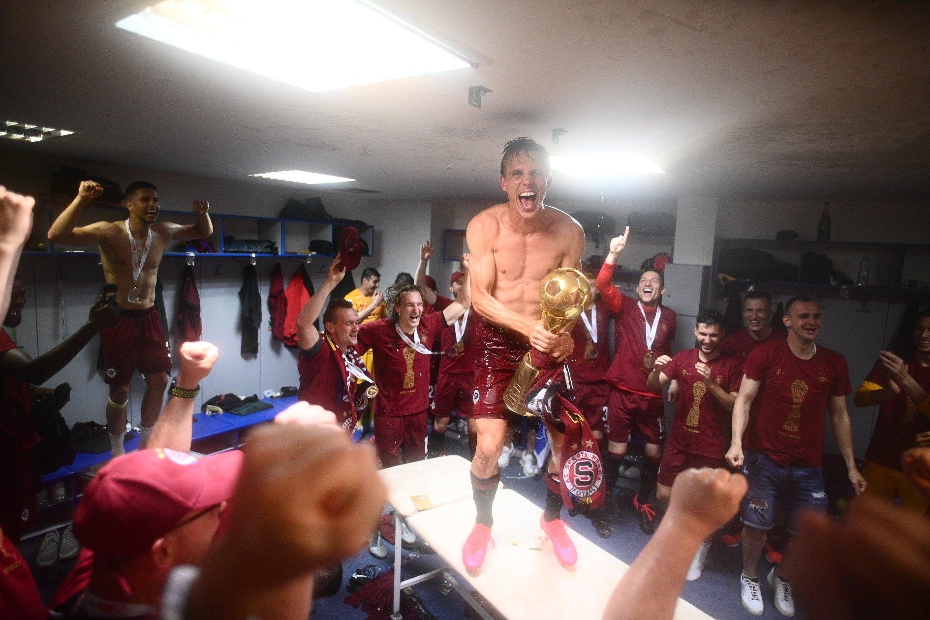 Отборът н Спарта Прага спечели Купата на Чехия, след като