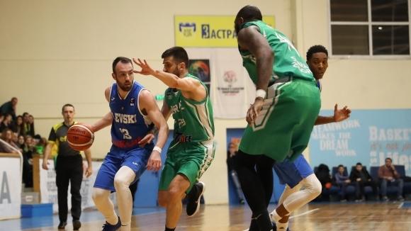 Разнобой е налице за новата регионална лига в баскетбола, чийто