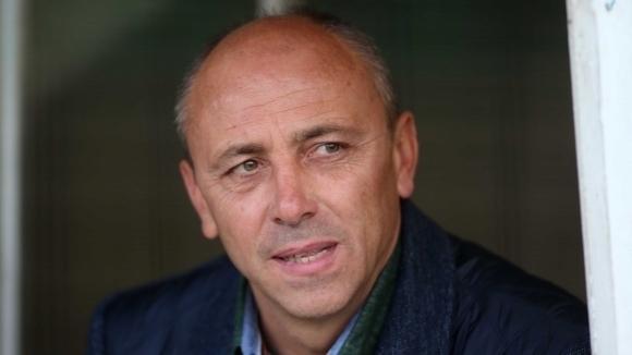 Днес бившият играч и треньор на Левски Илиан Илиев празнува