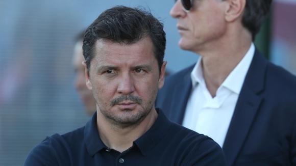 Треньорската оставка в Борисовата градина, която се предполагаше след снощния