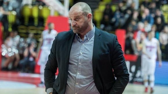 Звездан Митрович отново пое баскетболния отбор на Монако, част от