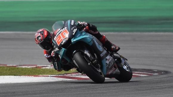Новобранец на годината за 2019 в MotoGP, Фабио Куартараро, ще
