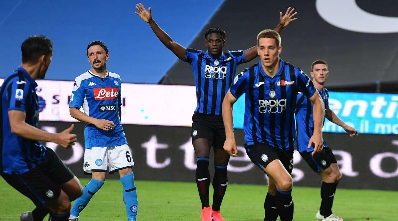 Отборът на Аталанта постигна комфортна победа с 2:0 у дома