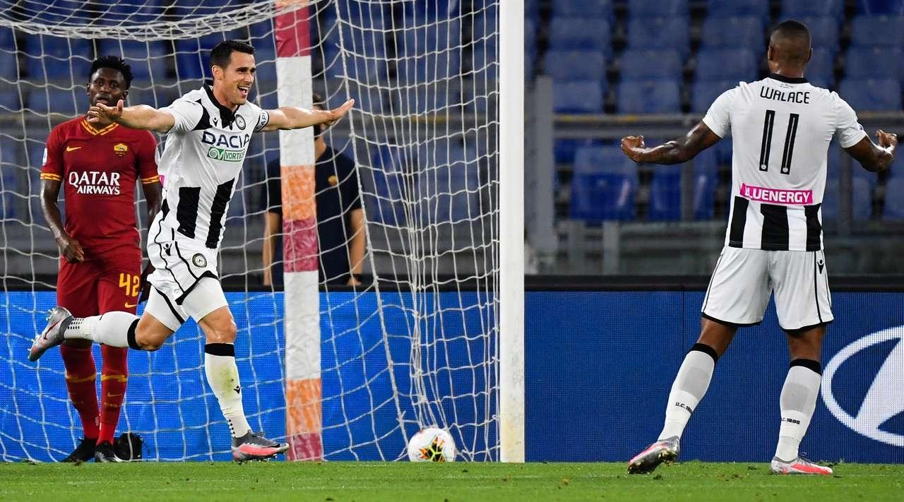 Отборът на Удинезе направи голяма крачка към спасението в Серия