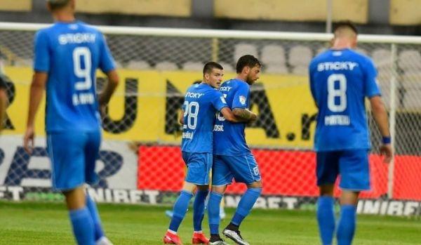 Университатя (Крайова) постигна четвърта поредна победа в първенството на Румъния