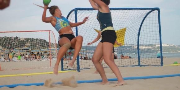 Държавното първенство по плажен хандбал ще се състои в края