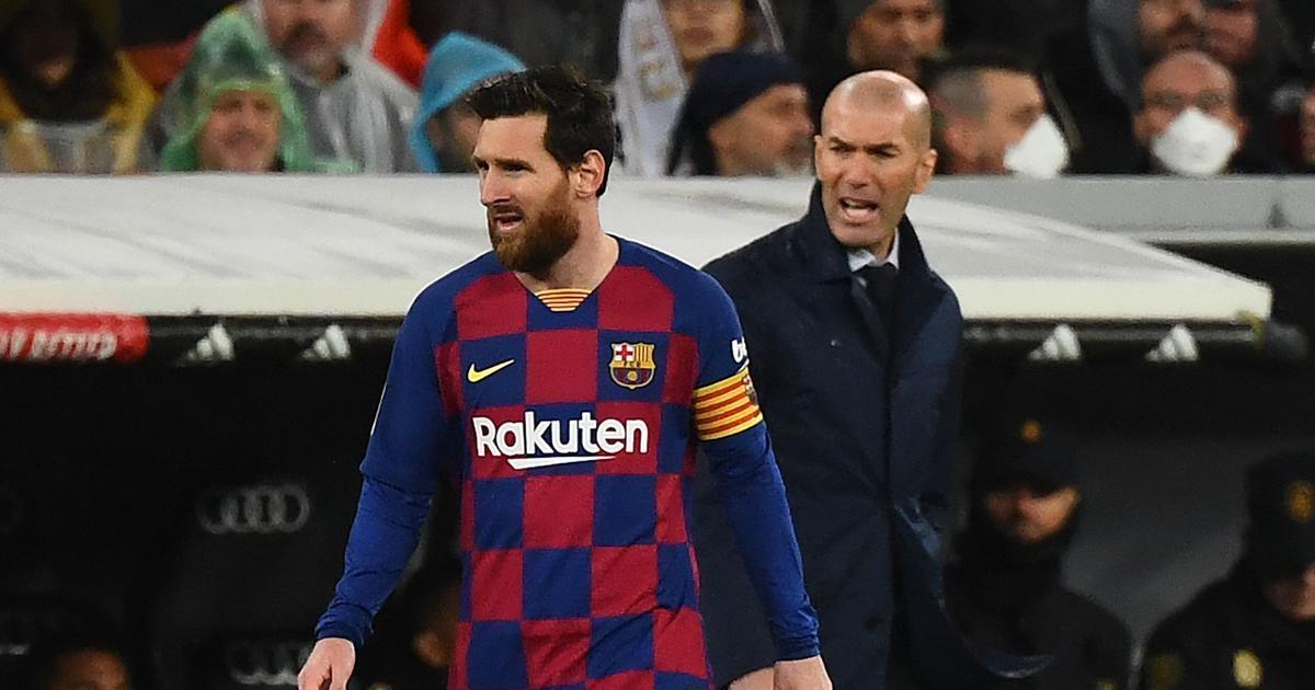 Старши треньорът на Реал Мадрид Зинедин Зидан призна, че иска