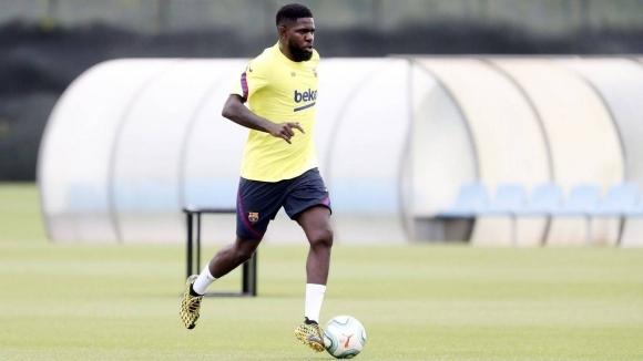Проблемите за централния защитник на Барселона Самюел Юмтити сякаш нямат