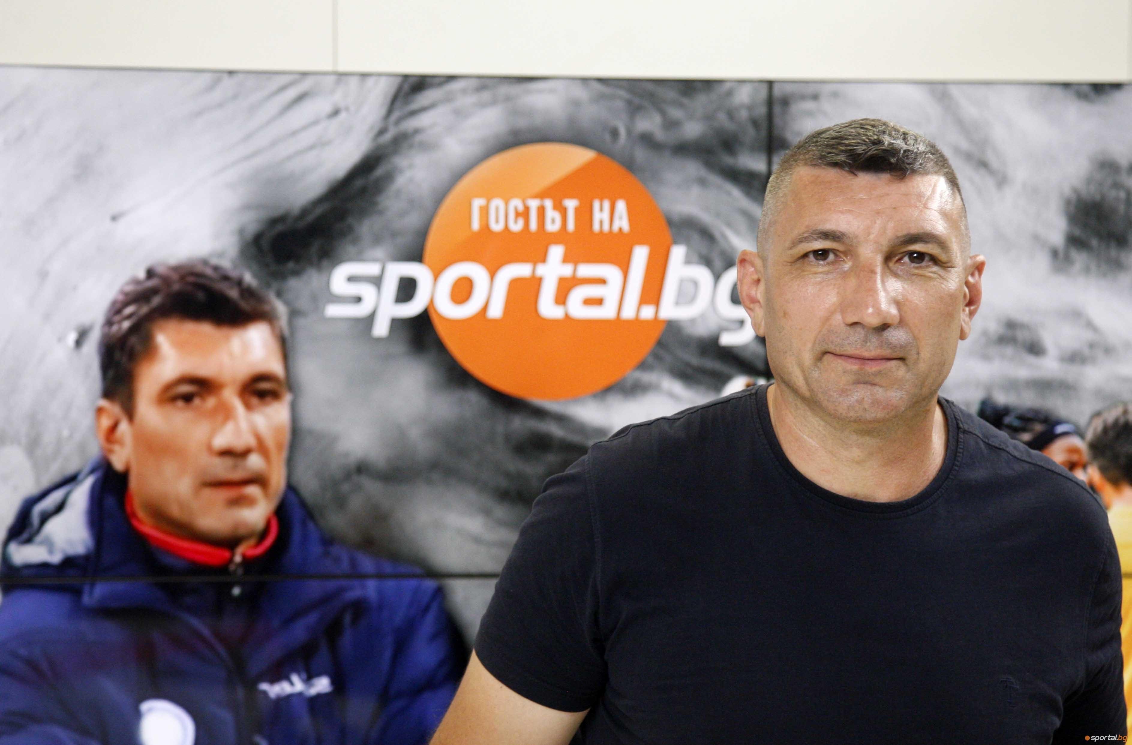 Калоян Петков е най-титулуваният български треньор по футбол през последните